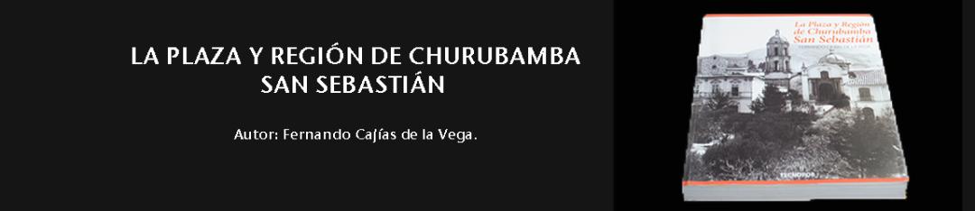 bibliografía - la plaza y region churubamba.png