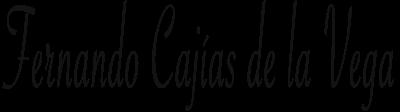 Fernando Cajías de la Vega